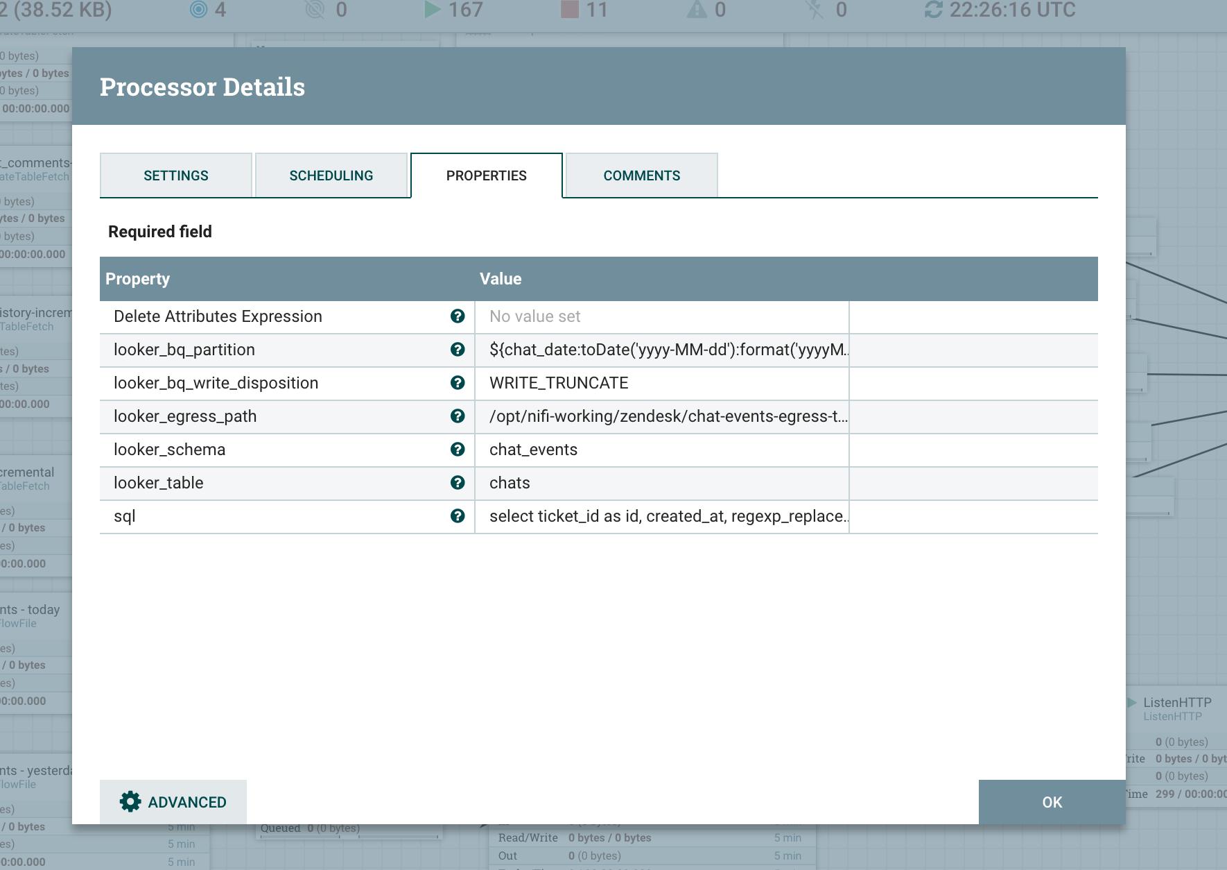 Processor Details